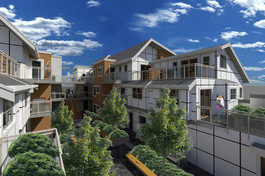 Vancouver Cohousing - 1733 East 33rd Ave, Vancouver, BC