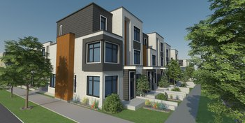 606 Foster Avenue, Burquitlam, 52 Passive House Townhomes