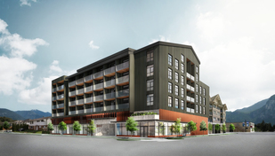 38012 Third Avenue, Downtown Squamish, 67 Unit Rental Apartment